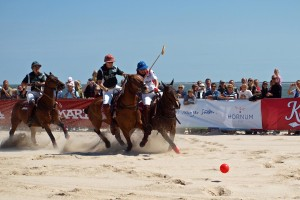 Beach polo world cup at Hörnum