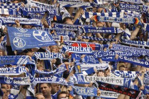 FC Schalke 04 Football Club in Gelsenkirchen