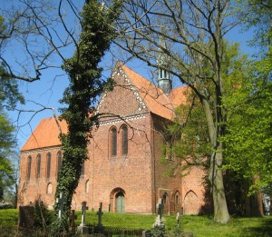 Church of St. Maria in Sonnenkamp, Neukloster