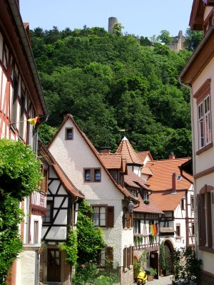 Casco antiguo Weinheim