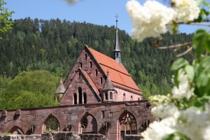 Hirsau Abbey: St. Mary's Chapel