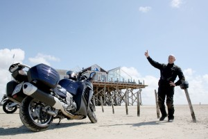 North route: St. Peter Ording