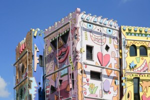 Braunschweig: the Happy Rizzi House