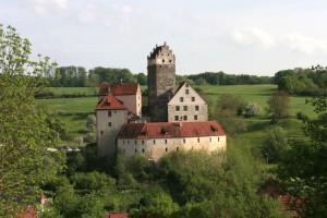 Katzenstein Castle near Dischingen
