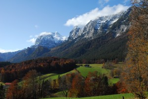 Haarmoos and Hochstaufen – winter is close in the Berchtesgadener Land Biosphere