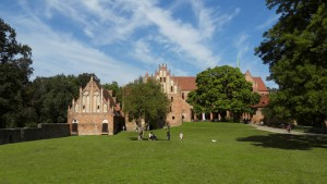 Chorin Abbey, magnificent landmark of cultural history