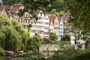 Tübingen on the Neckar