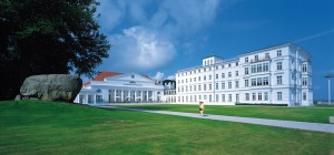 Heiligendamm, baltic spa resort