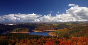 Wiehtalsperre (reservoir), Indian Summer