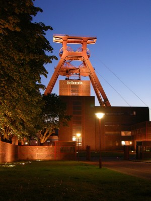 Essen, World Heritage Zeche Zollverein