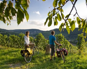 Saarland, taking a break from cycling