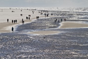 St. Peter-Ording/North Sea: Beach