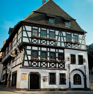 Eisenach, Luther's House