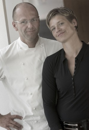 Christine and Wolfgang Becker