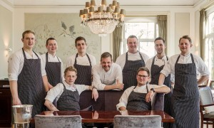 Jacob's Restaurant, kitchen team