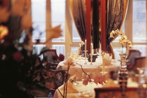"Enjoy an evening in our 2 Michelin-starred ""Le Pavillon"" restaurant"