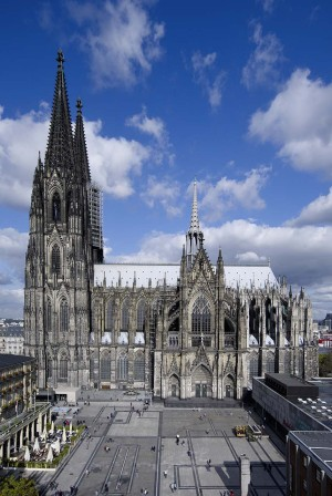 Cologne/Rhine: Cathedral
