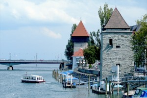 Constance, Rhine Gateway and Powder Tower