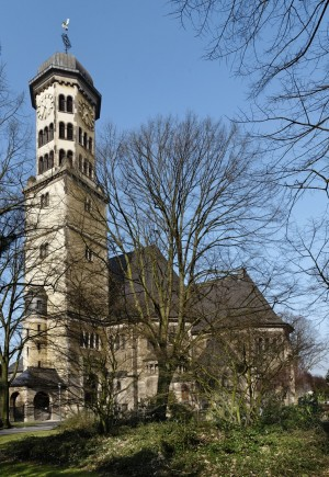 Krefeld/Lower Rhine: Church of St. Henry