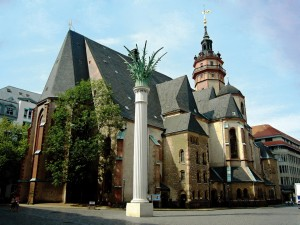 Leipzig, Church of St. Nicholas