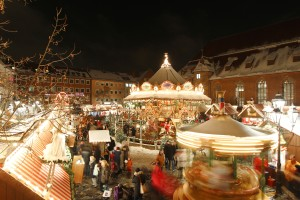 Nuremberg, Children's Christmas Market