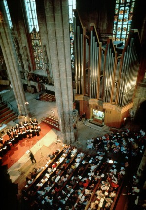 Nuremberg, International Organ Week