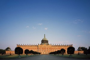 Potsdam: front of the New Palace (1763-1769)