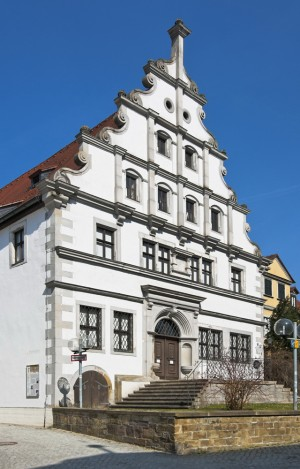 Schweinfurt: Local history museum at the Altes Gymnasium