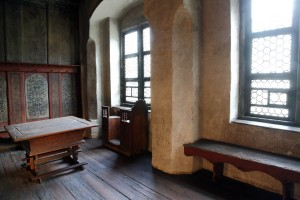Wittenberg: Martin Luther's room in Luther's House