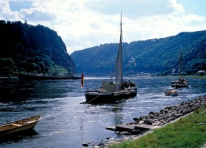 Rhine, Loreley