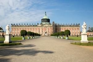 New Palace in Sanssouci Park