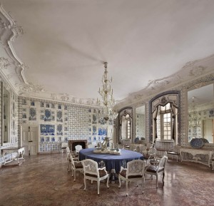 Augustusburg Palace, summer dining room