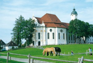 Wieskirche Pilgrimage Church