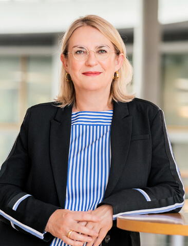 Petra Hedorfer, CEO German National Tourist Board